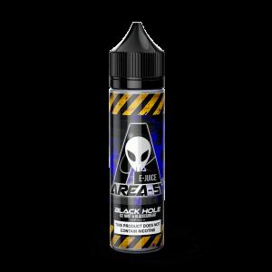 Area 51 Black Hole 50ml Liquid