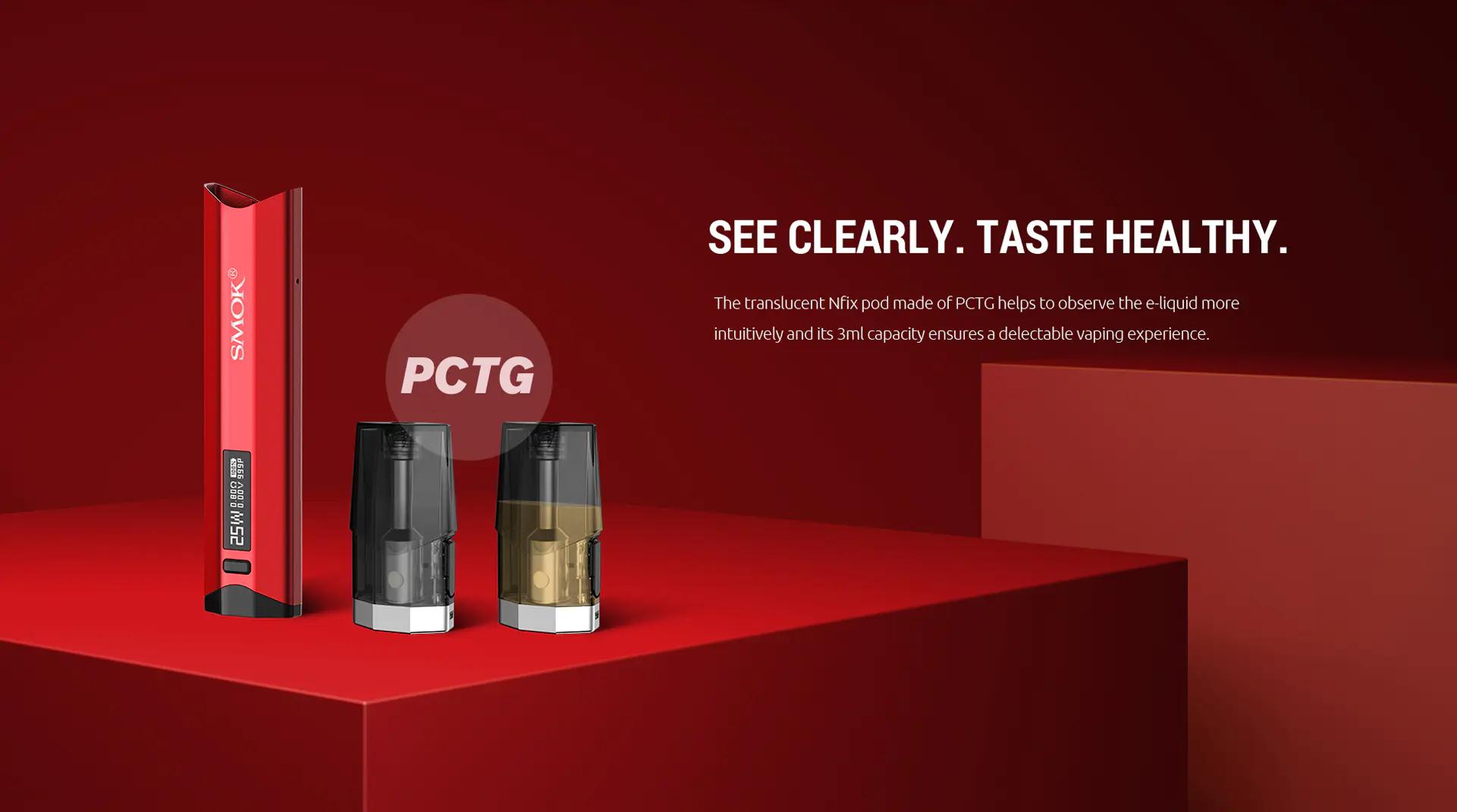 PCTG - Smok N-Fix Kit