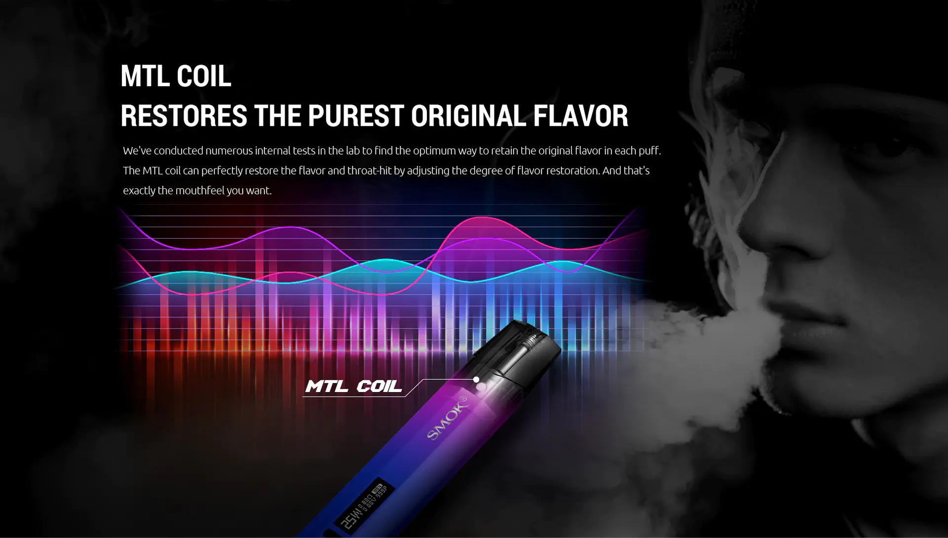 MTL Coil - Smok N-Fix Kit