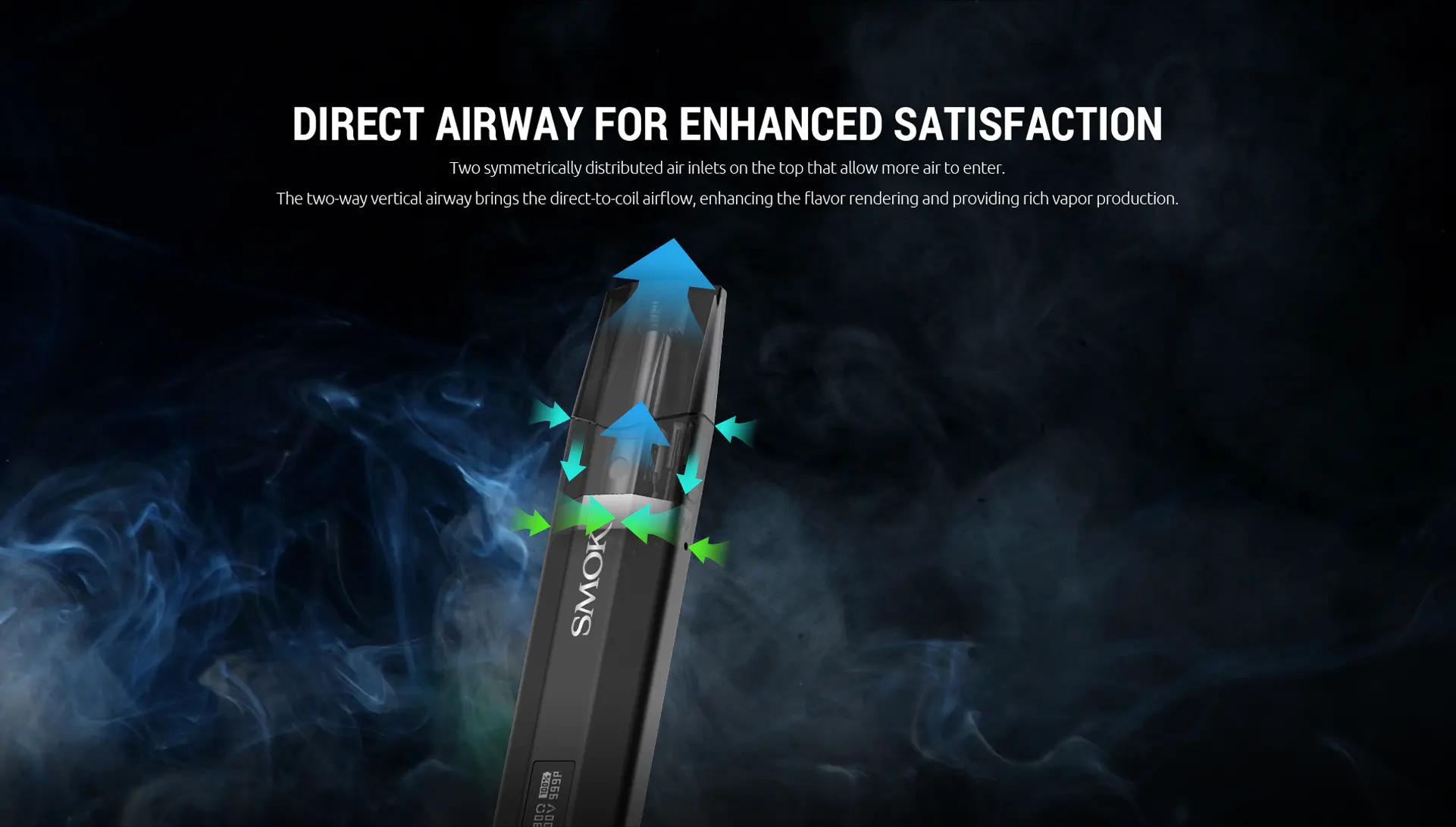 Airflow - Smok N-Fix Kit