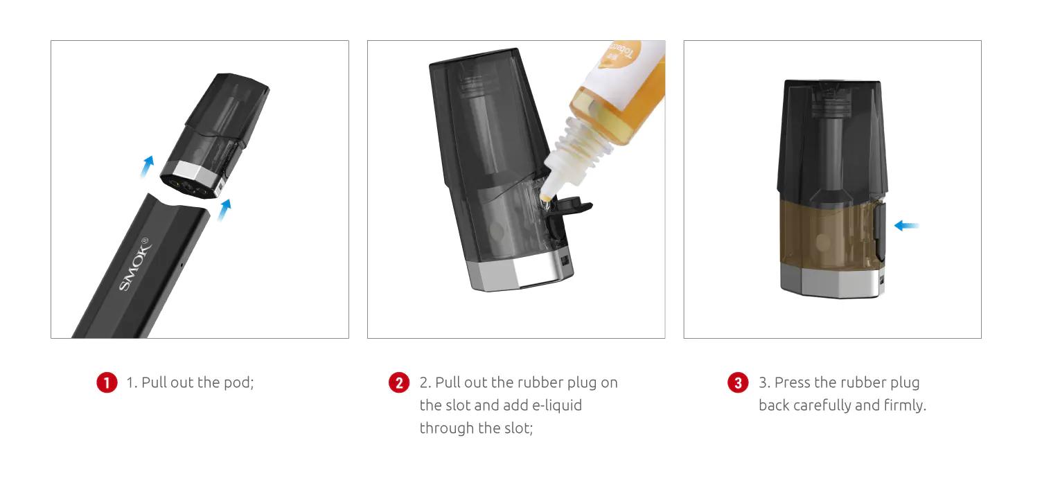 Refill System - Smok N-Fix Kit