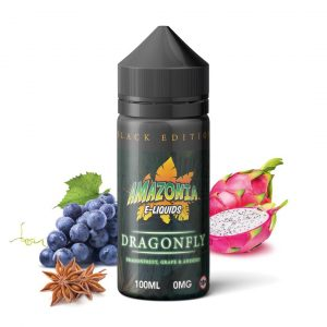 Dragonfly by Amazonia Black Edition