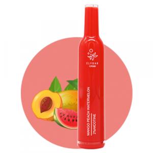 Mango Peach Watermelon CR500 by Elf Bar